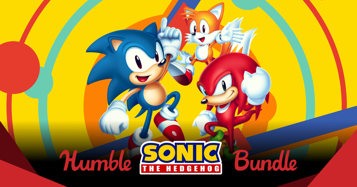 Name Your Own Price For The Sonic The Hedgehog Steam Bundle Armchair Arcade