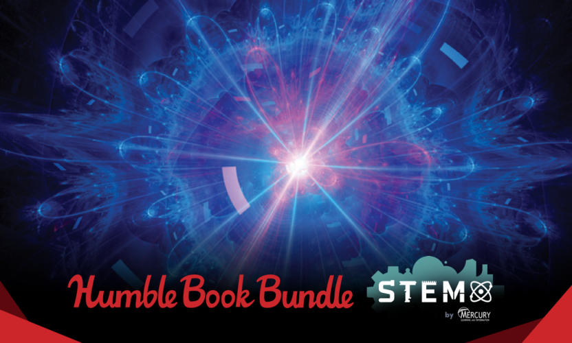Pay what you want for The Humble Book Bundle: STEM by Mercury Learning