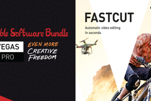 Name your own price for the Humble Software Bundle: VEGAS Pro Even More Creative Freedom!