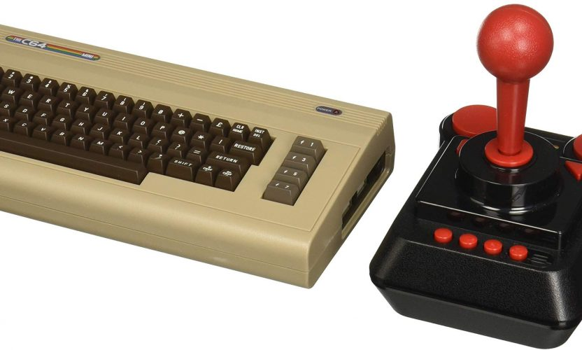 The C64 Mini is just $54.44 – Get yours now!