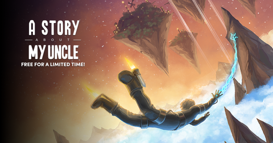Get a free copy of A Story About My Uncle for Steam!