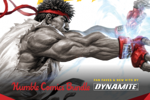 Name your own price for The Humble Comics Bundle: Fan Faves & New Hits by Dynamite