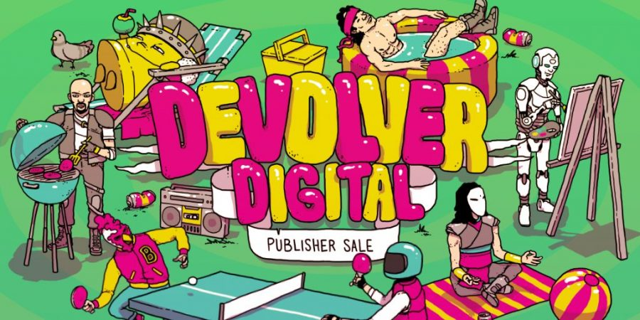 The Devolver Publisher Sale is LIVE in the Humble Store – Great STEAM games!