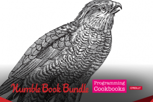 Pay what you want for The Humble Book Bundle: Programming Cookbooks by O'Reilly!