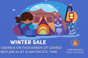 More games added to the Winter Sale – Great Steam games for a low price!