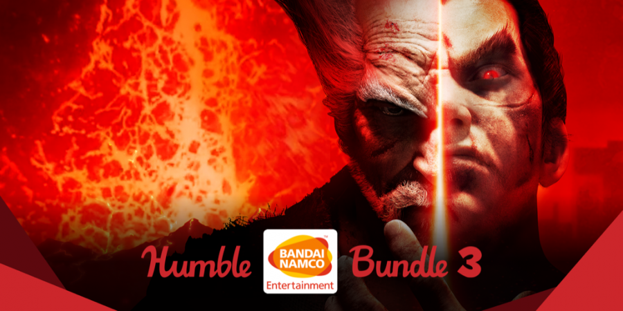 Pay what you want for Tekken 7, Pac-Man CE DX+, and more in The Humble BANDAI NAMCO Bundle 3!