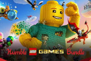 Name your price for great Steam games in The Humble LEGO Games Bundle!