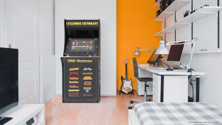Press Release: AtGames Announces the Legends Ultimate Arcade Machine