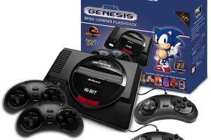 Sega Genesis Flashback (2018): The Official Game List