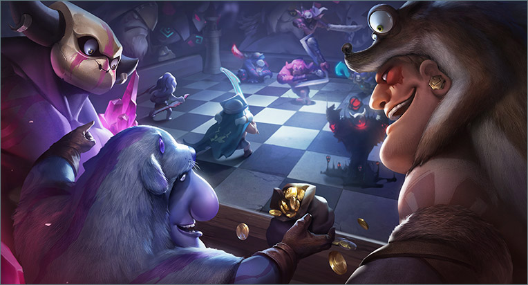 Dota 2 Changing the Game again with Auto Chess