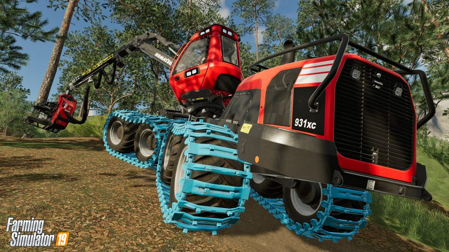 Leading Farming Brand Claas Joins Farming Simulator 19