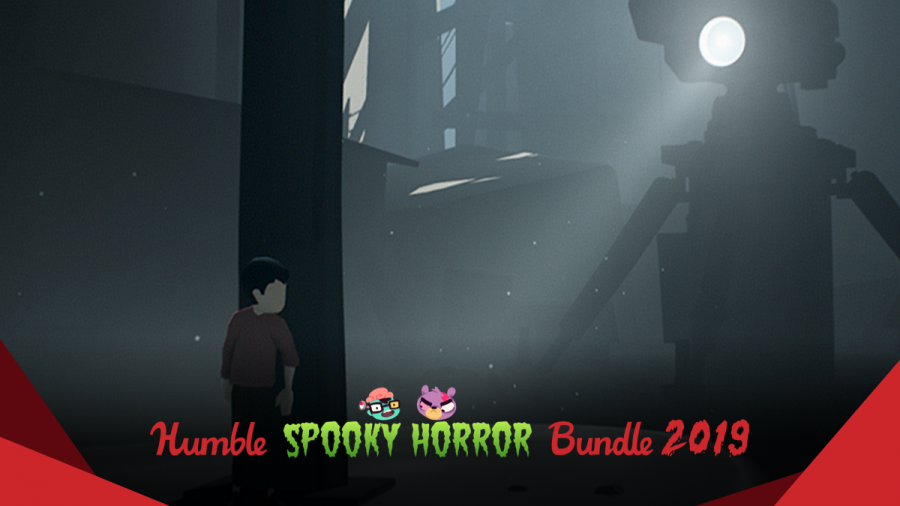 Pay what you want for great Steam horror games for PC in The Humble Spooky Horror Bundle 2019!