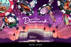 GTA Online Jumps on the Social Casino Bandwagon