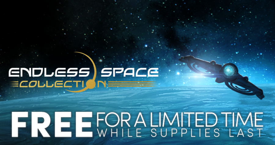 Get Endless Space - Collection for free for Steam for the next 48 hours!