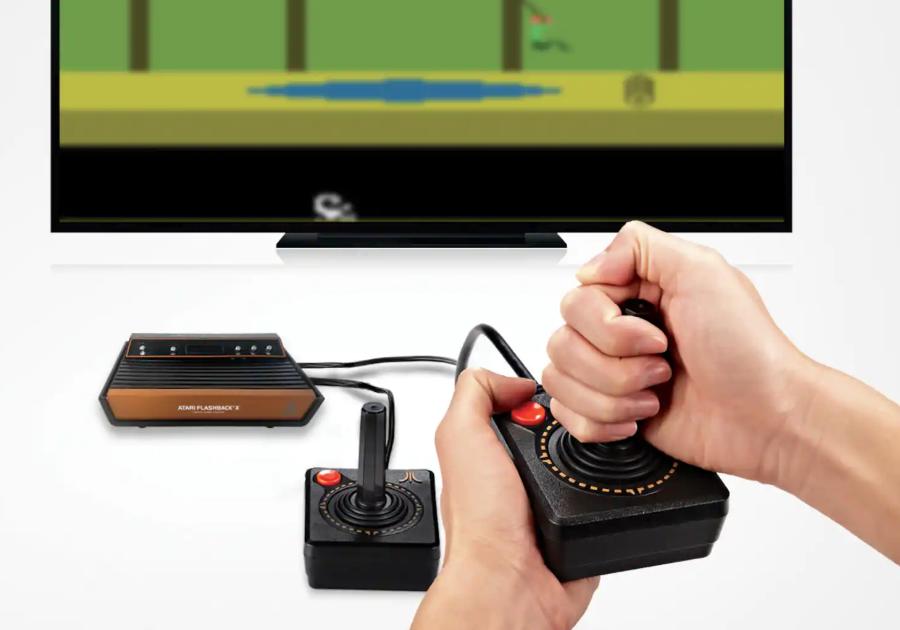 Atari Flashback X (2019) – Upgrade to Support External USB Drives