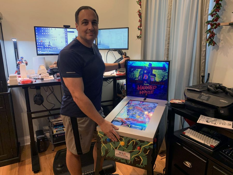 Video: What you want to know about the Toy Shock Taiyo 12-in-1 three quarter scale home pinball machine with Haunted House, Black Hole, and more
