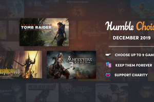 Humble Choice is now live – choose 9 games to own from a great selection every month!