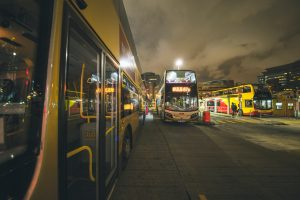 How a charter bus is different from a regular bus