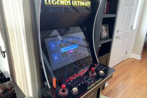 Legends Ultimate Full-size Home Arcade, Update 4.0.2 is now out