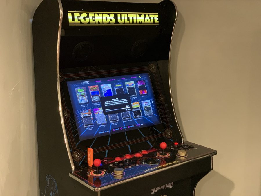Legends Ultimate home arcade v4.2.0 firmware update is now out!