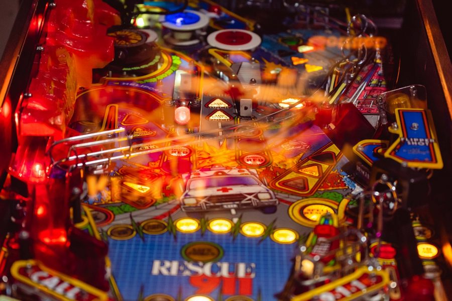AtGames Requesting Feedback in Survey for Potential Home Video Pinball Machine
