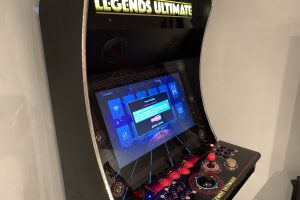 Legends Ultimate Home Arcade Firmware Update 4.5.0 - Cloud BYOG, improved ArcadeNet, and more!