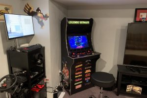 Legends Ultimate home arcade firmware update 4.7.0 is out!