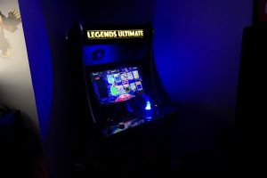 Legends Ultimate home arcade firmware 4.9.0 is now out - Bluetooth audio, data manager, and more!