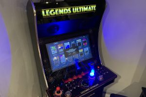 Legends Ultimate home arcade firmware 4.12.0 - Live Streaming now supported!