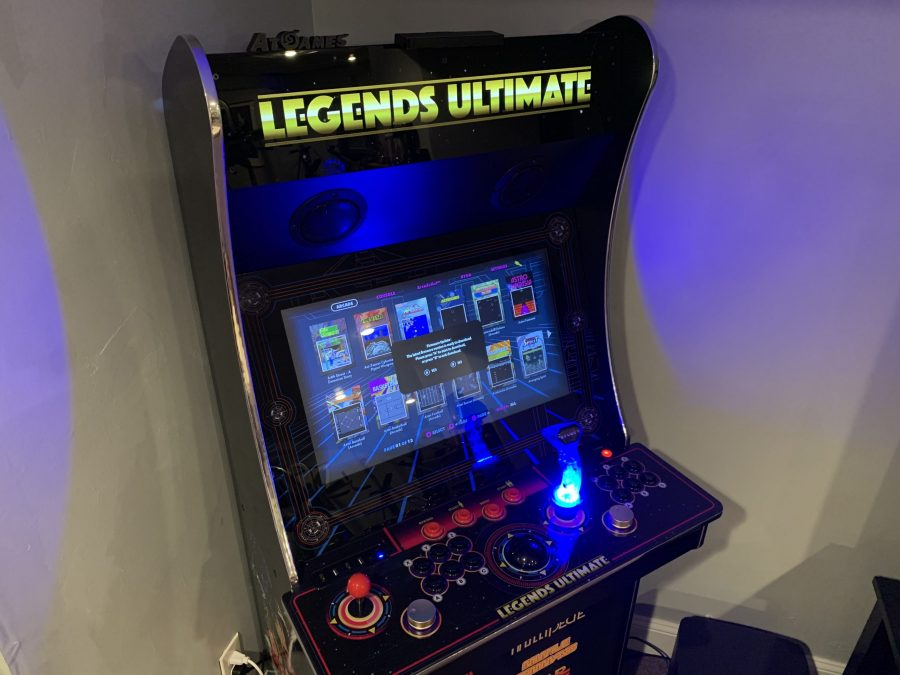 Legends Ultimate home arcade firmware 4.12.0 – Live Streaming now supported!