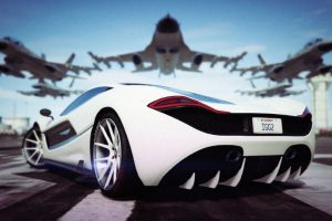 GTA Online: Arcade and cars, what's new in the update