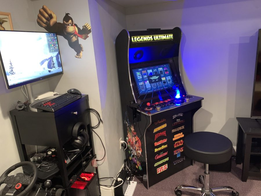Legends Ultimate full-size home arcade firmware release v4.13.0 - Parental control, Facebook streaming, and more!