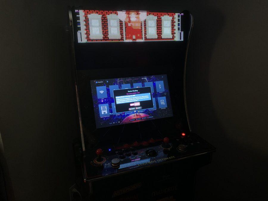 Legends Ultimate home arcade firmware update v4.16.0 - More leaderboard enhancements!