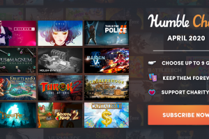 Humble Choice – $19.99 for 12 PC game selections, including Bard's Tale IV, Raiden V, Turok 2, HITMAN 2, etc.