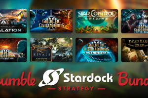 Just $1 - Humble Stardock Strategy Bundle - Star Control: Origins, Ashes of the Singularity, Galactic Civilizations III, etc.