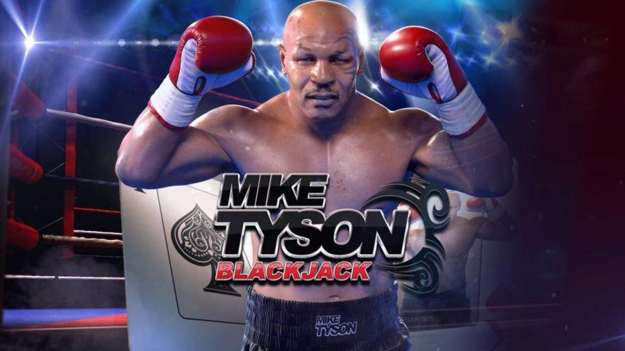 Mike Tyson Online BlackJack exclusively on Snai