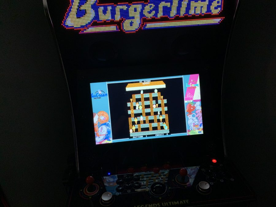 Legends Ultimate full-size home arcade firmware update – Midnight Resistance, Peter Pepper's Ice Cream Factory, and Sky Fox to online leaderboards, and more