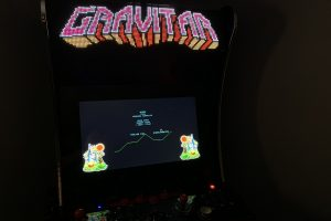 Online leaderboards for Gravitar, Liberator, and Saint Dragon plus other updates for Legends Ultimate home arcade