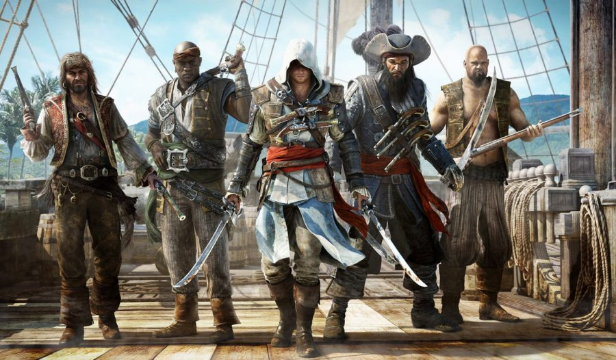 Hunting for Gold: Assassin's Creed Black Flag