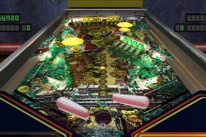 More info revealed on the full-size AtGames Legends Pinball