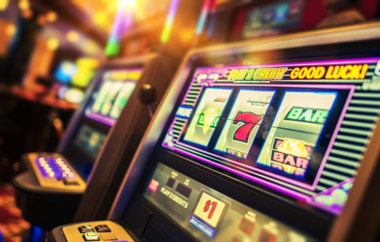 Can Slot Machines Be Considered Actual Games?