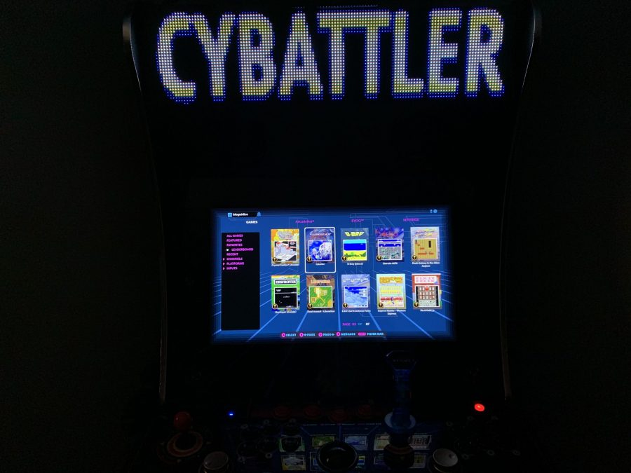 Legends Ultimate home arcade firmware 4.32.0 released – Global leaderboards for Cybattler, Dual Assault, Express Raider