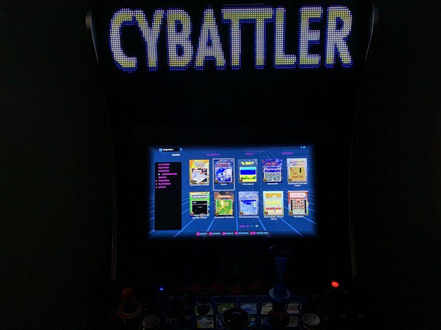 Legends Ultimate home arcade firmware 4.32.0 released - Global leaderboards for Cybattler, Dual Assault, Express Raider