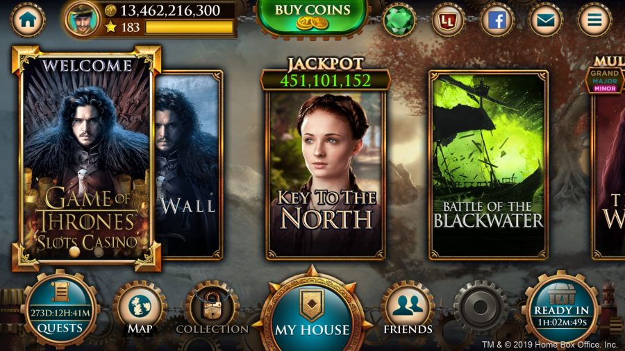 Is the Game of Thrones slots a success in New Zealand?