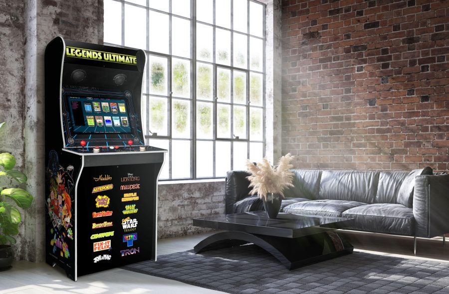 PR: Legends Ultimate - The market's most full-featured home arcade machine is back