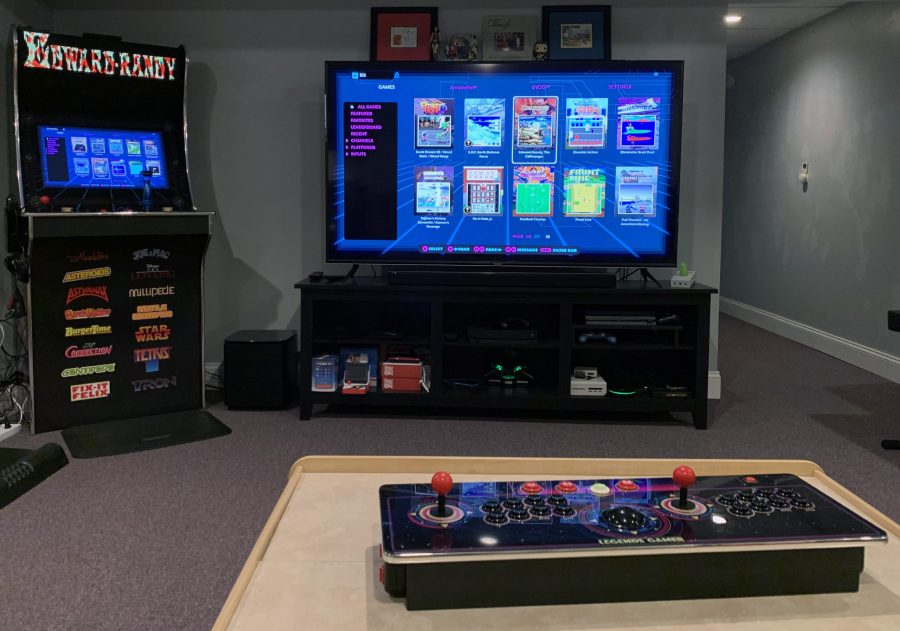 Legends Universal Firmware 5.1.0 for Legends Ultimate home arcade and Legends Gamer arcade control top is now out!