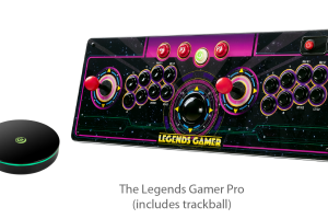 AtGames Brings the Full Features of an Arcade Machine to Televisions with the Legends Gamer Series