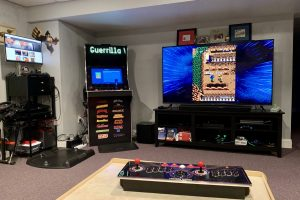 Legends Universal Firmware v5.7 now out - Arcade entertainment agenda and leaderboard games