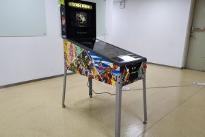 Legends Pinball - Updated images and gameplay video