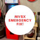 MVSX (SNK) Emergency Fix from Unico!